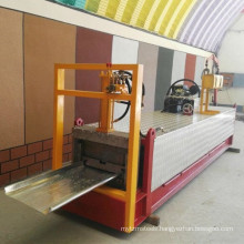KR frame and structure roof forming machine/Standing seam roll forming machine