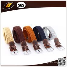 Têxtil elástico colorido de alta qualidade trançado (HJ3016)
