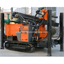 Small Crawler Mounted Water Well Drilling Rig