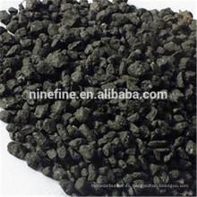 Carbón de antracita calcinado 1-5mm