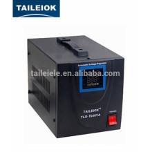 relay type electric voltage stabilizer 1500VA