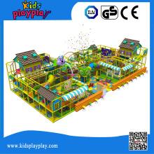 Kidsplayplay Große Multifunktions-Kinder Soft Indoor Playground Equipment
