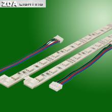 Tira rígida 72LEDs / M do diodo emissor de luz de SMD 5050