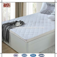 Hot Selling Polyester Fabric Quilted Style Cheap Hôtel Mattress Protector