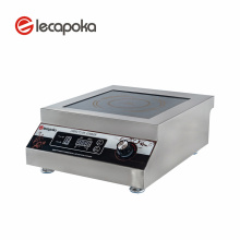 Wholesale 380V Electric Stove Vs Induction Cooker 5000W Crystal Glass Induction Cooker