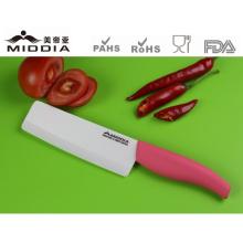 Cuchilla de cerámica de 6 pulgadas de cuchillo de cocina
