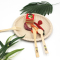 Amazon hot sale disposable  spoon fork knife flatware and cutlery set in Bamboo