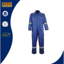 Herren Baumwoll Drill feuerhemmenden Overalls Miner Arbeitskleidung im Bereich Öl/Gas