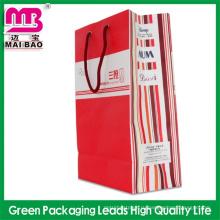 высокое качество модный дизайн современный бумажный пакет Турция ремесло