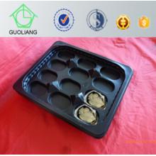 Flexible Lebensmittelverpackungen 12 Kaliber drei Schicht Flow Casting Poly Austern Kunststoff Blister Trays mit hoher Qualität