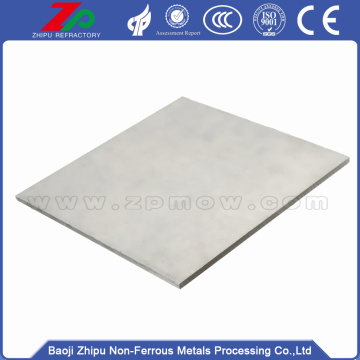 Polished surface Tantalum Plate