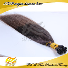 5-звездочный человеческих волос Remy я наклоняю выдвижения человеческих волос ombre Цвет 100 г