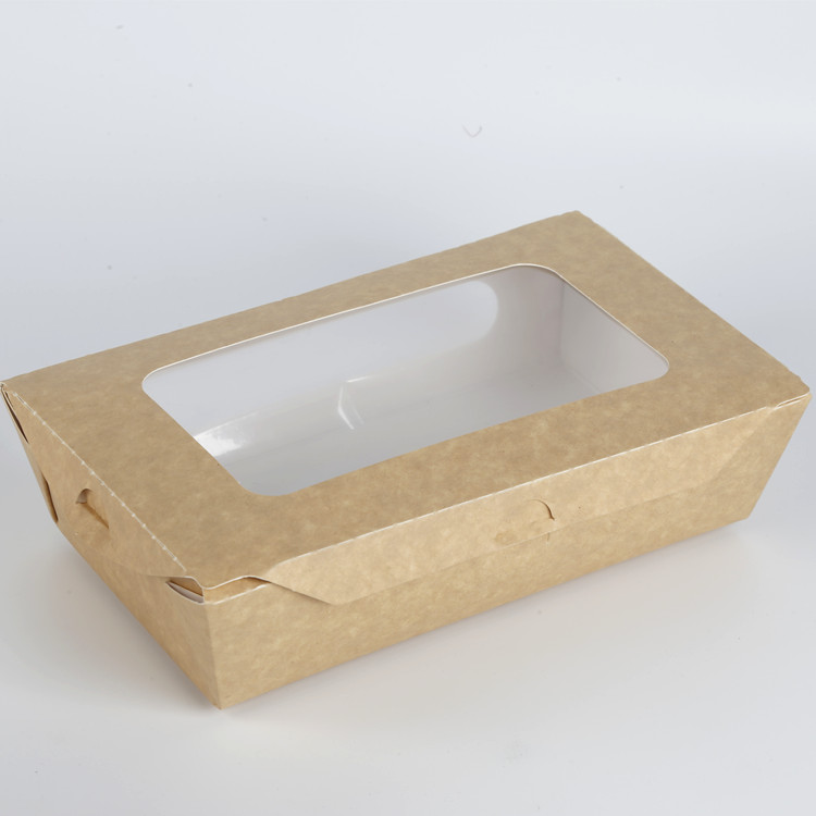 Paper Food Packaging Box