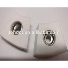 Bending radian Al2o3 Ceramic Welding ceramic tile brick plate
