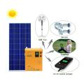 Tragbare Solarenergie 300W 220v DC und Wechselstromsystem