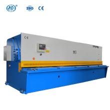 QC12Y-8X4000 NC Hydraulic Swing Beam Shearing Machine