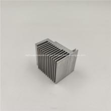 Perfiles de aluminio extruido para disipador de calor