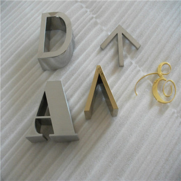 Metal Letters Billiga för Wall Small eller Big
