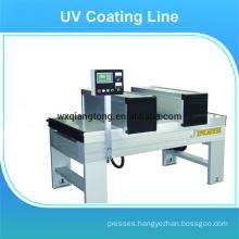 Drying machine uv / Wood machine uv paint line for furniture