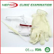Conjunto ginecológico estéril Henso
