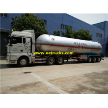 49m3 27ton NH3 Remolques de transporte