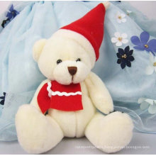 Cute Three Color Teddy Bear Plush Stuffed Animal Child Soft Toy