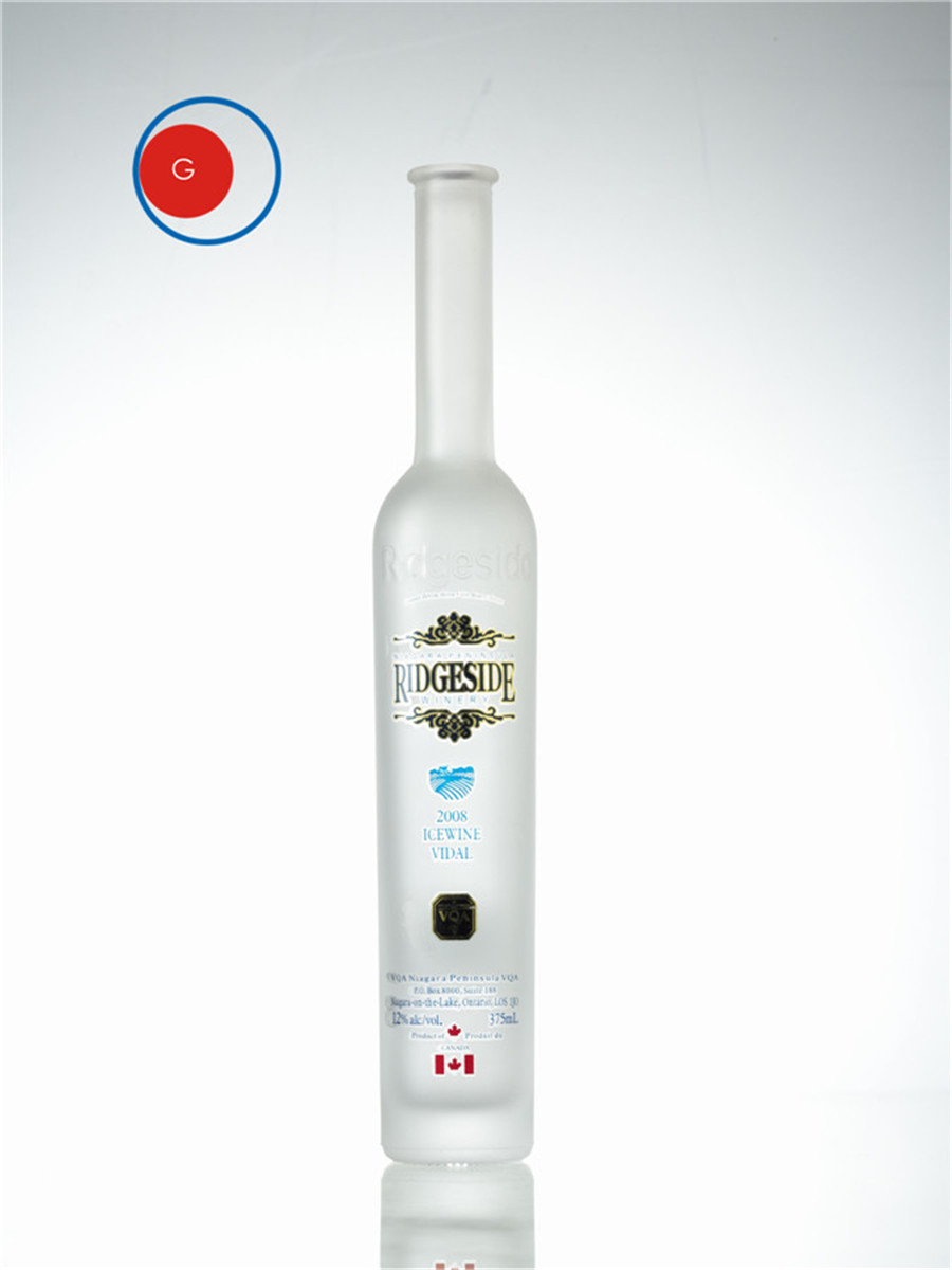 Ridgeside Icewine Bottle