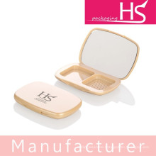 oval compact case