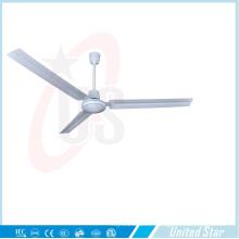 56′′dc Solar Ceiling Fan 5 Speed Cooling Fan