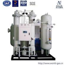 Generador del nitrógeno de Psa con el compresor de aire (ISO9001, CE)