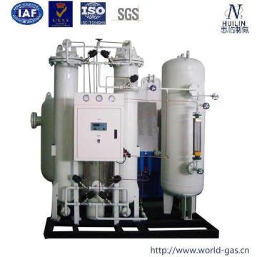 Psa gerador de nitrogênio com compressor de ar (ISO9001, CE)