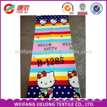 100% Polyester printed Fabric 105 gsm for Bedsheet Bedding set