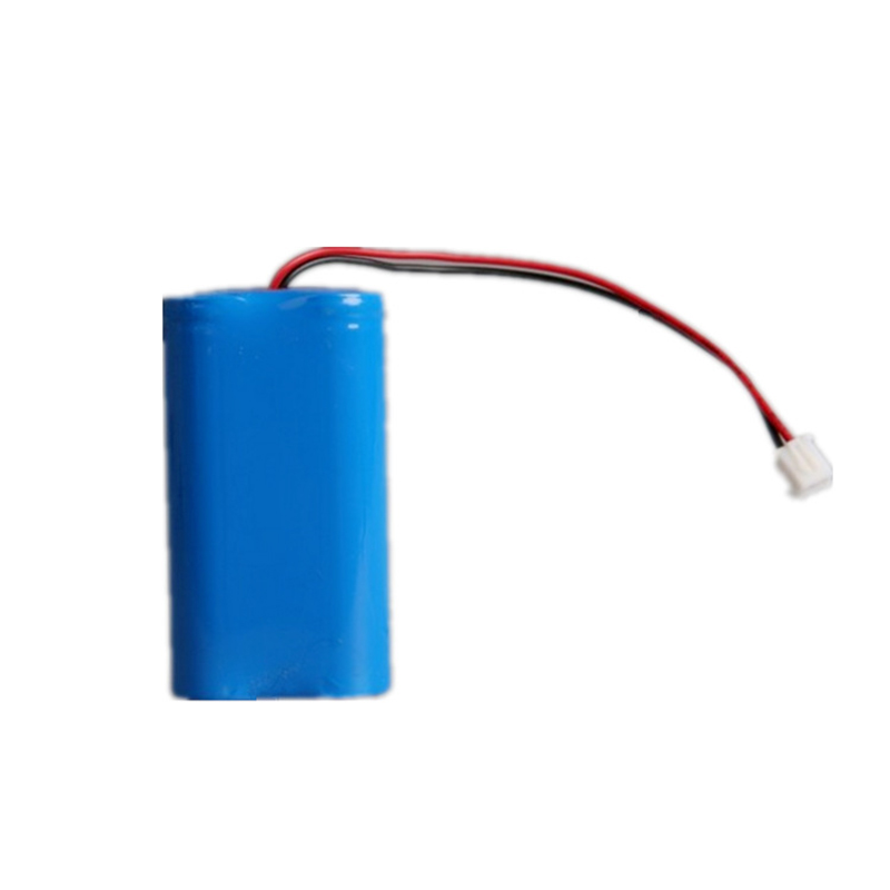 18650 1S2P 3.7V 5000mAh Li Ion Battery Pack