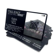 Wholesale Cheap Custom Plastic PVC Business Card Printing