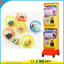 El plástico colorido vendedor caliente de la alta calidad capsula los juguetes