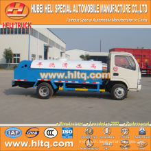 DONGFENG 4x2 LHD/RHD 4000L high pressure sewer flushing vehicle 95hp engine cheap price