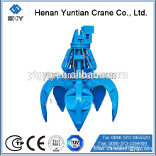 Yuntian, fabricante !!! Grúa aérea con cucharón hidráulico