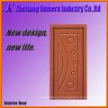 Design de porta principal de madeira Yf-M02