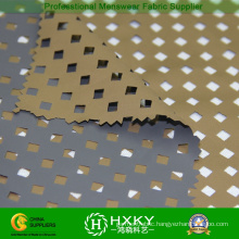 Woven Mesh Fabric for Outwear Fashion Casual Jacket