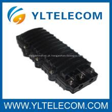 Fechamento mecânico da fibra óptica exterior de FTB FO 24-144Core