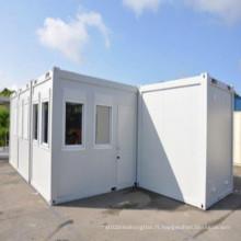 Maison portative pour les besoins d'hébergement
