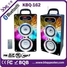 Woofer Bluetooth Lautsprecher Original Holz Lautsprecher HK Schwarz Stereo Lautsprecher
