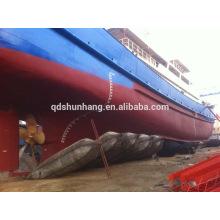 Airbag marinho do navio do catamarã do poder
