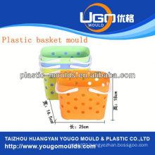 picnic basket mould injection basket mould in taizhou zhejiang china