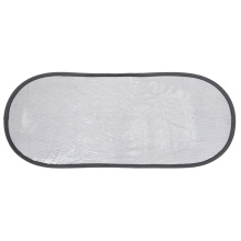 Universal twist fold design convenient storage powerful suction cup car window sunshade