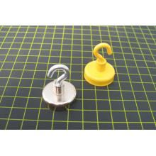 Магнит постоянного магнита крюка NdFeB магнитный с SGS / RoHS / CE