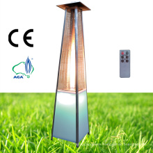 LED Light Gas Patio Heater Outdoor Gas Patio Heater