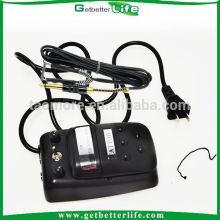 Fonte de alimentação de tatuagem e elétrico pé Pedal interruptor FS-001