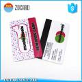 Printable PVC Blank Magnetic Stripe Smart Card