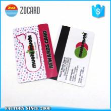 Оптовая пластичная визитная карточка PVC для рекламировать